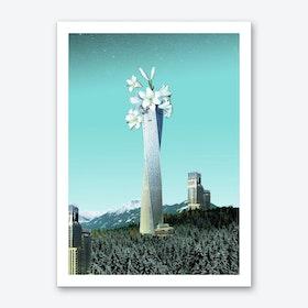 Fern der Welt Art Print