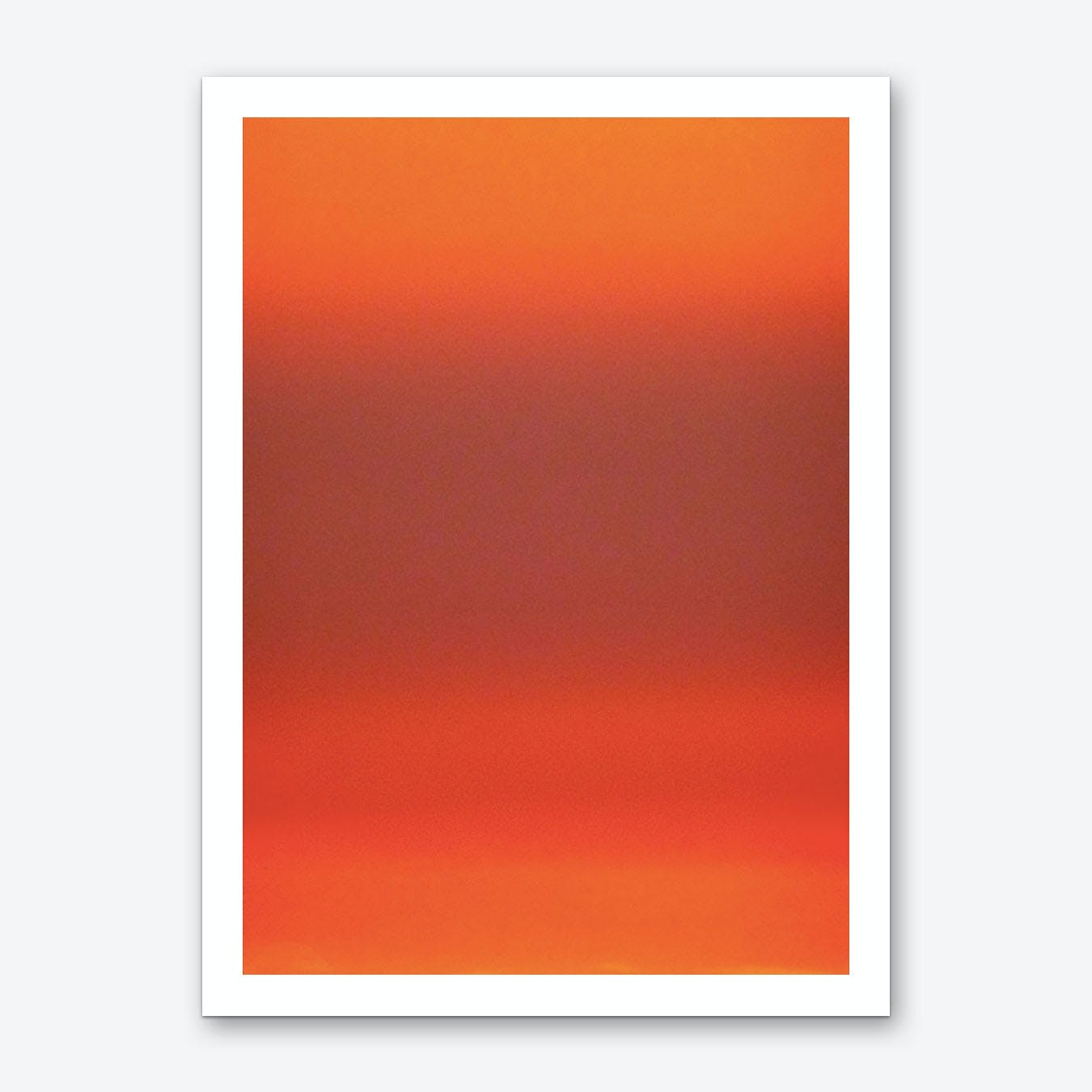 Rothko Sky 2 Art Print