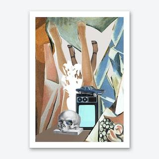 Still Leben · Traum 3 Art Print