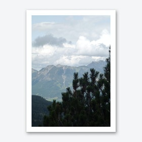 Mountain View 31 Art Print
