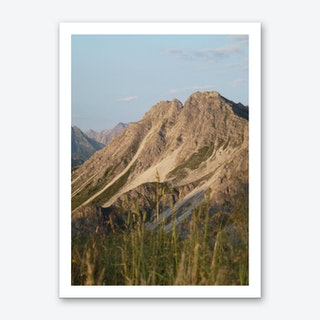 Mountain View 39 Art Print