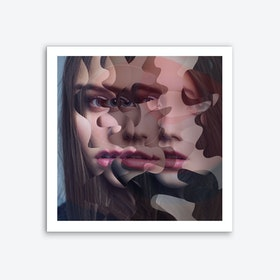 Another Portrait Disaster N 2 Art Print