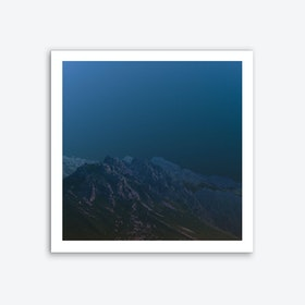 Atmosphere · Blue3 Art Print