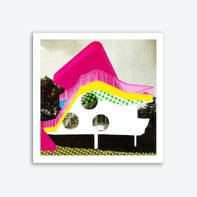 Bau Haus 3 Art Print