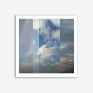 Northern Sky Fragments 3 Art Print