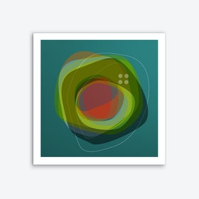The Abstract Dream 6 Art Print