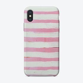 Candy Stripe iPhone Case