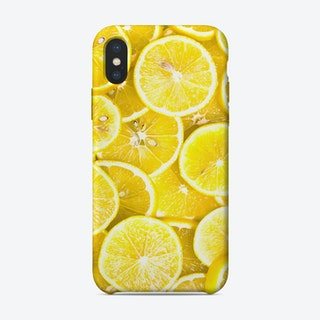 Lemon Curd iPhone Case