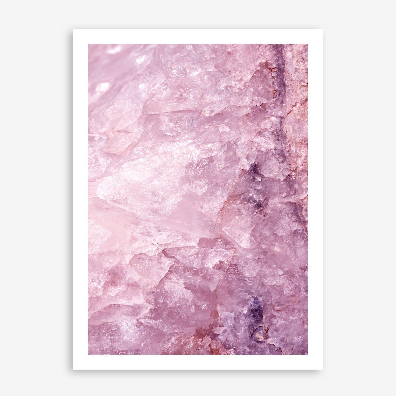 Rose Quartz In Print