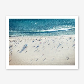 Salty Air In Art Print