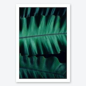 Green Velvet I Art Print
