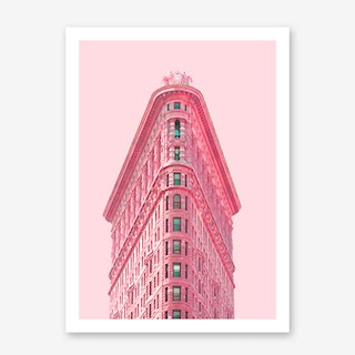 Cherry Heights Art Print