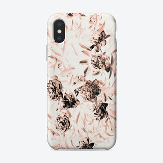 Peach Velvet iPhone Case