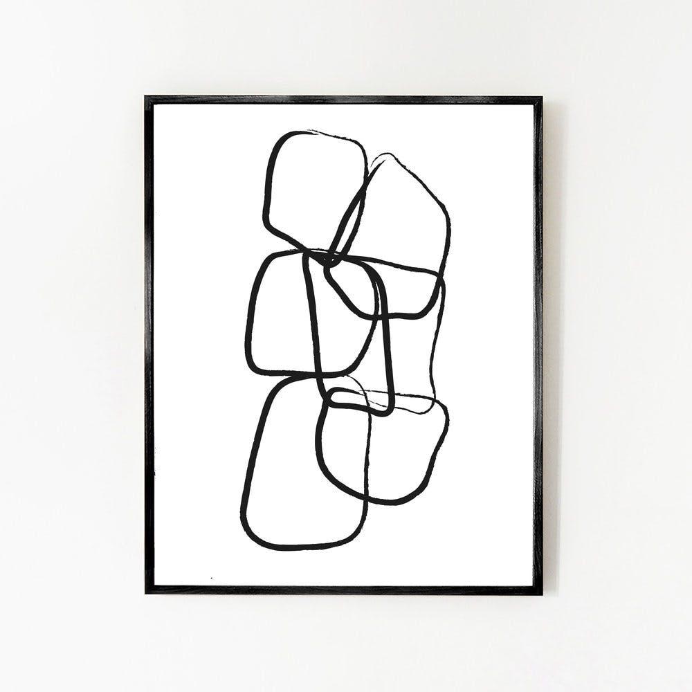 Sweet 17 Art Print