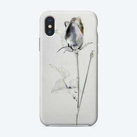 Saturns Rose iPhone Case