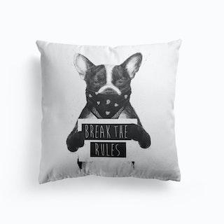 Rebel Dog Cushion