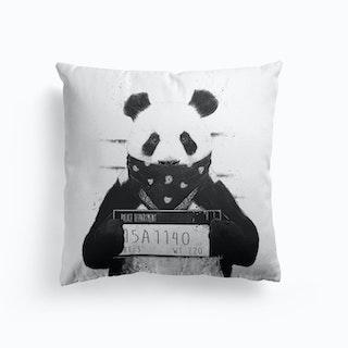 Bad Panda Cushion