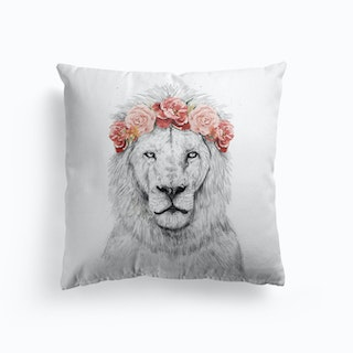Festival Lion Cushion