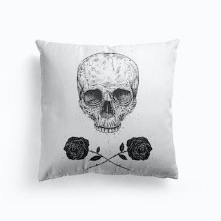 Skull N Roses Cushion