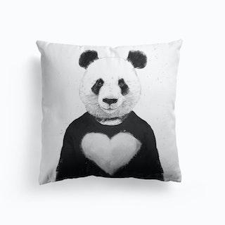 Lovely Panda Cushion