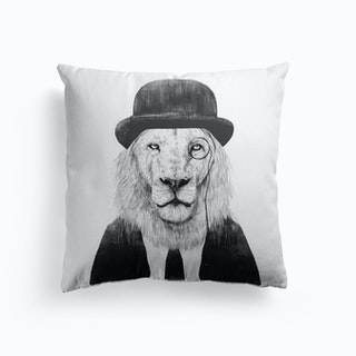 Sir Lion Cushion