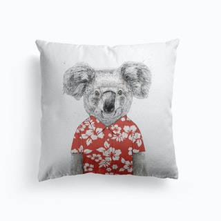 Summer koala Cushion