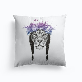 King Of Lions Cushion