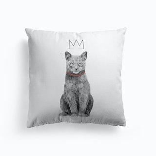 King Of Everything Cushion