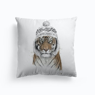 Siberian Tiger Cushion