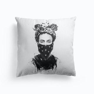 Rebel Girl Cushion