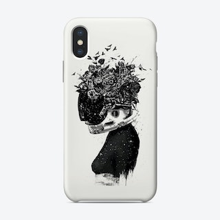 Hybrid Girl Phone Case