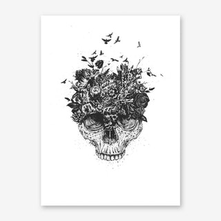 My Head is a Jungle II Art Print