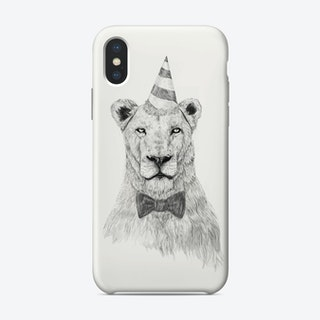 Get the party started  iPhone Case