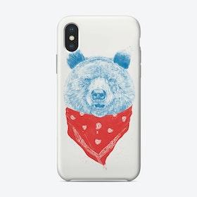 Wild bear II  iPhone Case