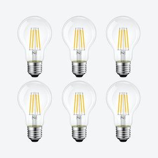 LED Light Bulbs - Set of 6