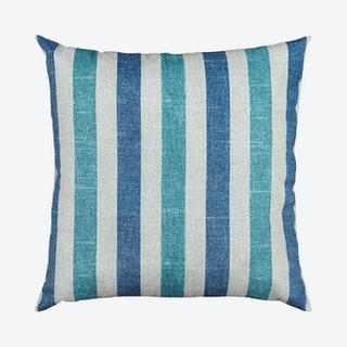 Square Indoor/Outdoor Pillow - Teal
