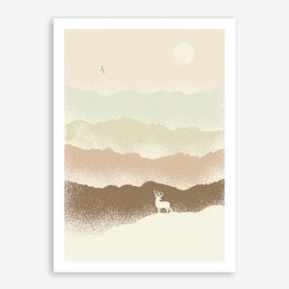 Quietude II Art Print