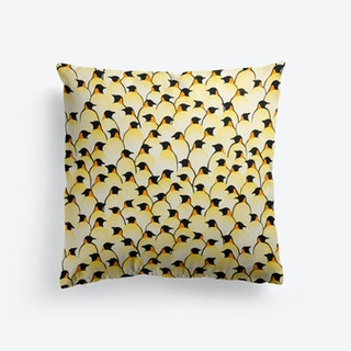 Penguins Cushion