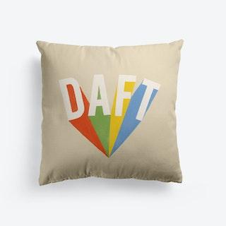 Daft Cushion