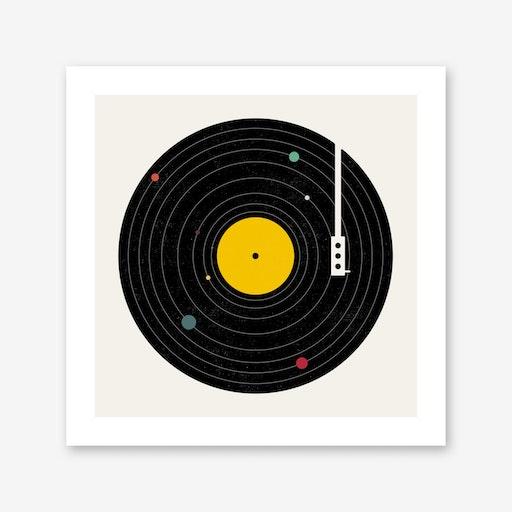 Music Everywhere Print