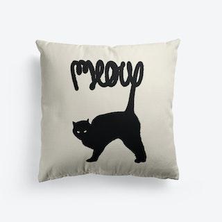 Meow Cushion