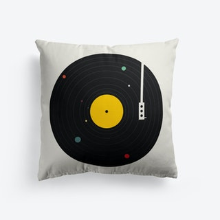 Music Everywhere Cushion