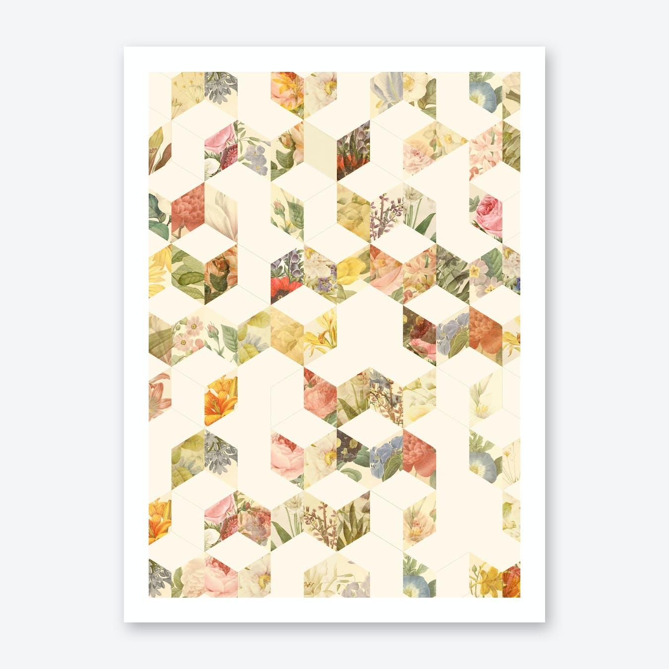Keziah Flowers Art Print