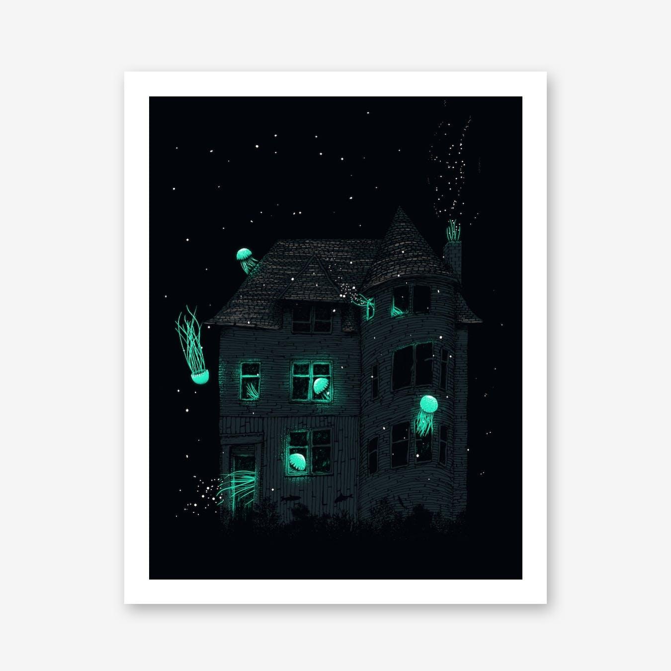 A New Home Print