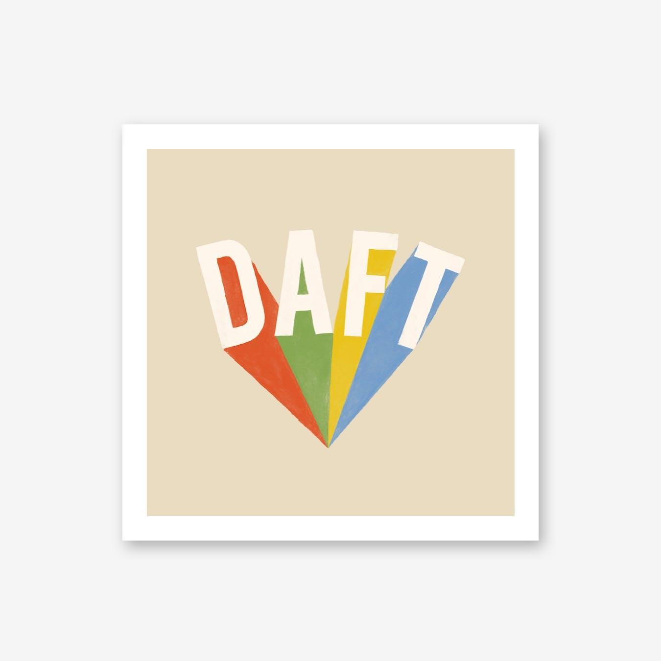 Daft Print