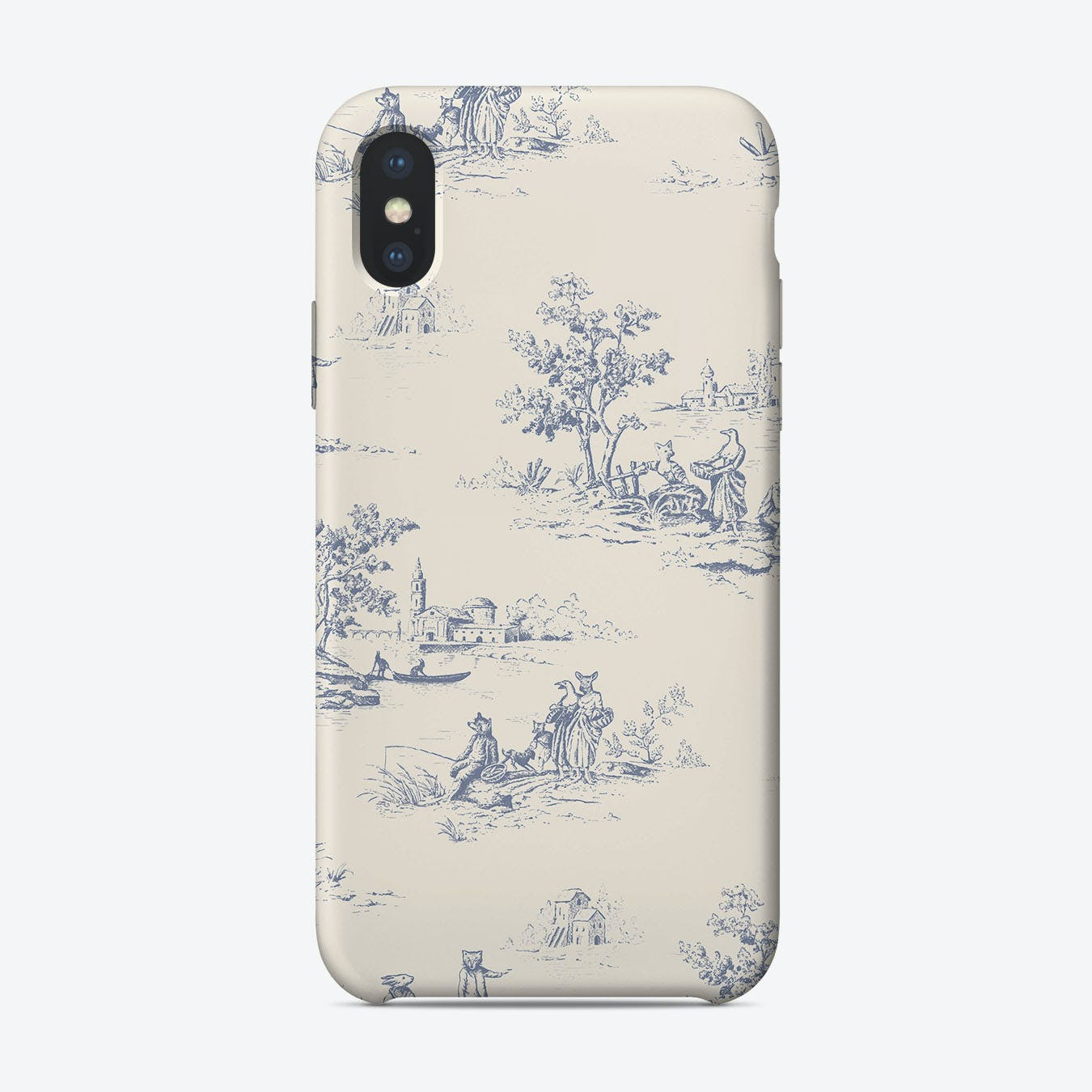 Animal Jouy iPhone Case