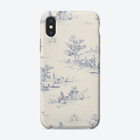 Animal Jouy iPhone Case