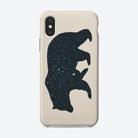 Bear Stars iPhone Case