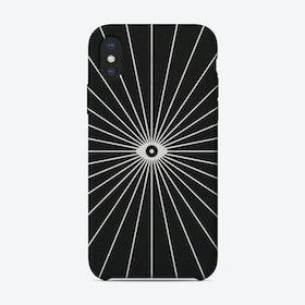 Big Brother - Black iPhone Case