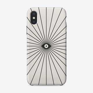 Big Brother - Cream iPhone Case